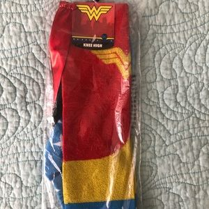 Bioworld Wonder Woman Knee High Socks